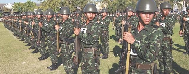 บัญชีรายชื่อผู้ขอผ่อนผันเข้ารับราชการเป็นทหารกองประจำการระหว่างการศึกษาหรือเรียนรู้ รอบที่ 1 - 2 ดูรายละเอียด